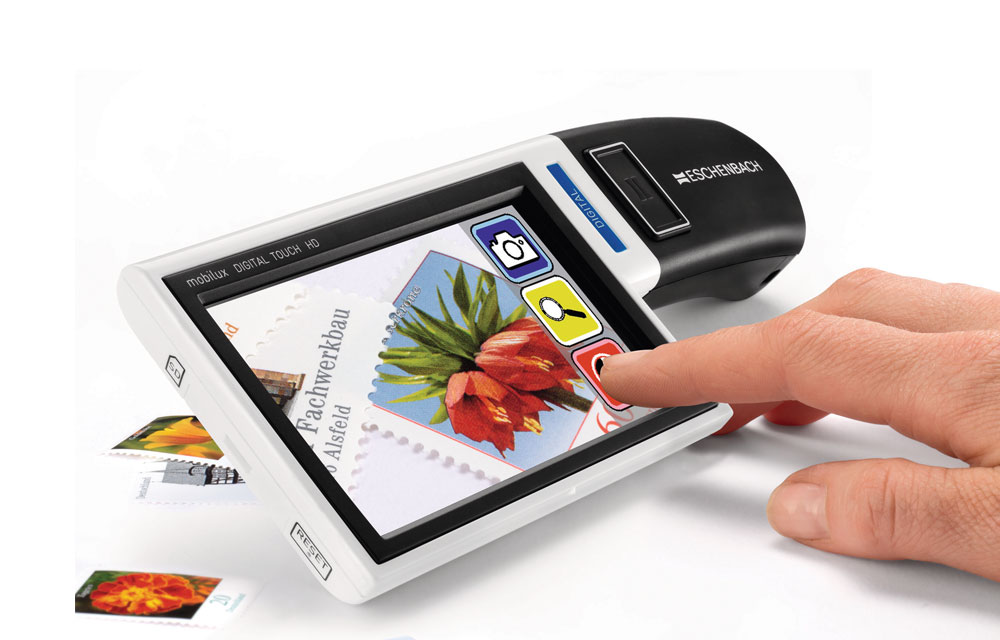 Eschenbach Mobilux Digital Touch - Lente ingrandimento digitale