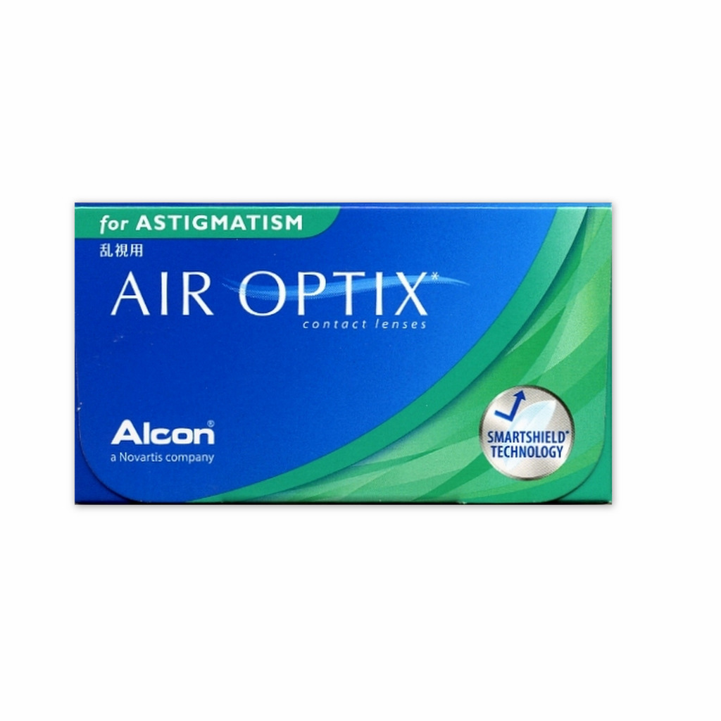 AIR OPTIX® for ASTIGMATISM – 3