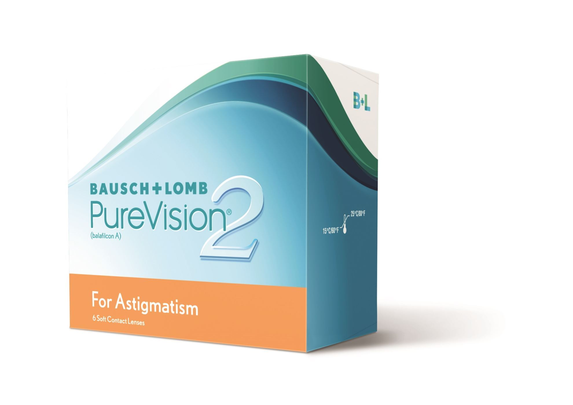 Purevision 2 HD for Astigmatism – 6