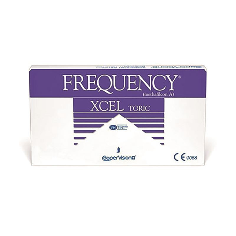 Frequency® Xcel Toric – 3