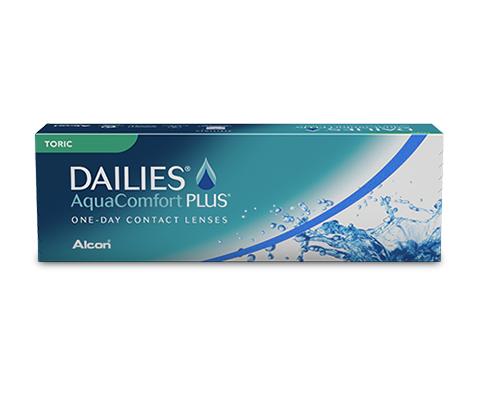 DAILIES® AquaComfort Plus® Toric – 30
