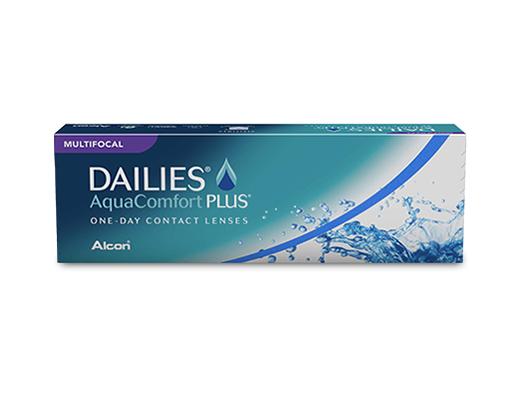 DAILIES® AquaComfort Plus® Multifocal – 30