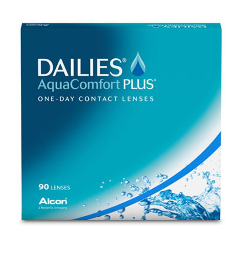 DAILIES® AquaComfort Plus® – 90