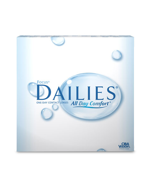 DAILIES® All Day Comfort – 90