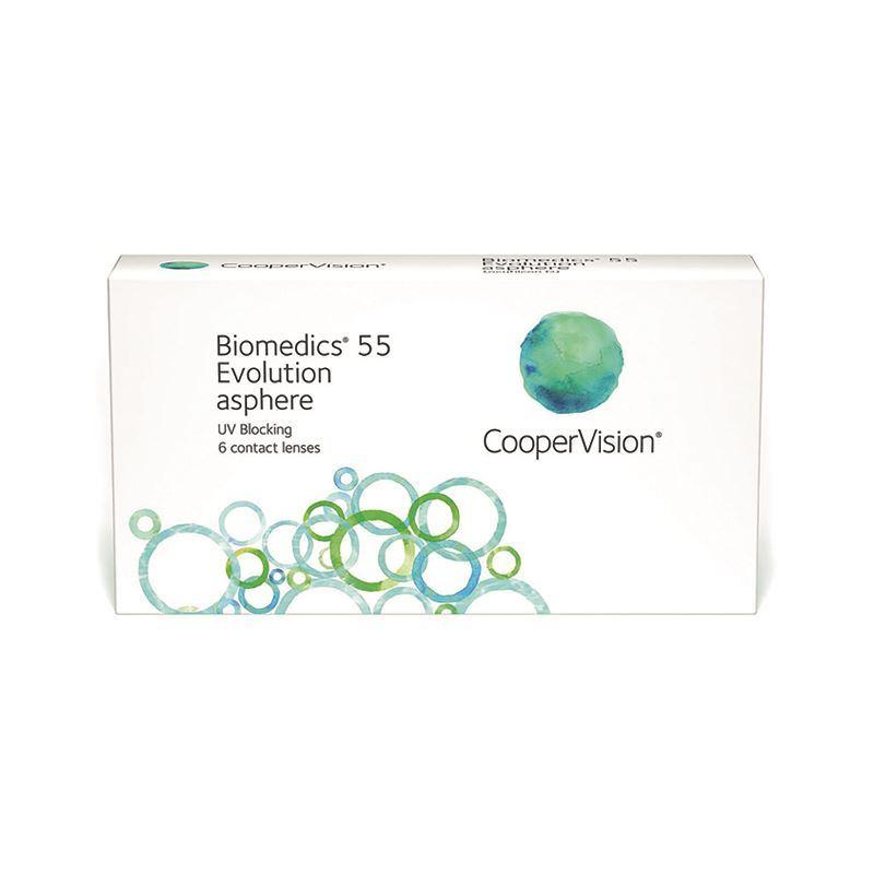 Biomedics® 55 Evolution – 6