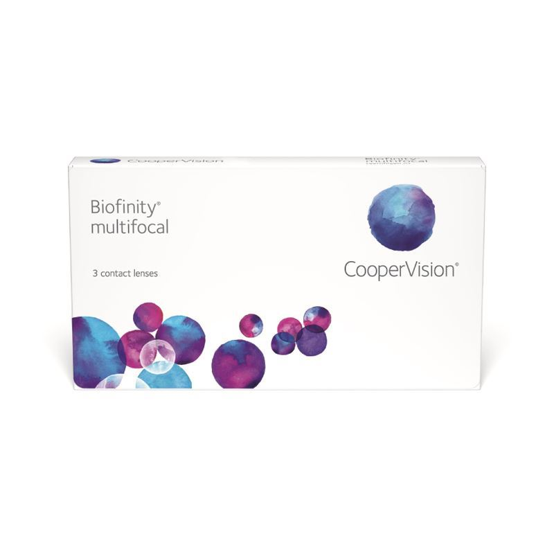 Biofinity® multifocal – 3