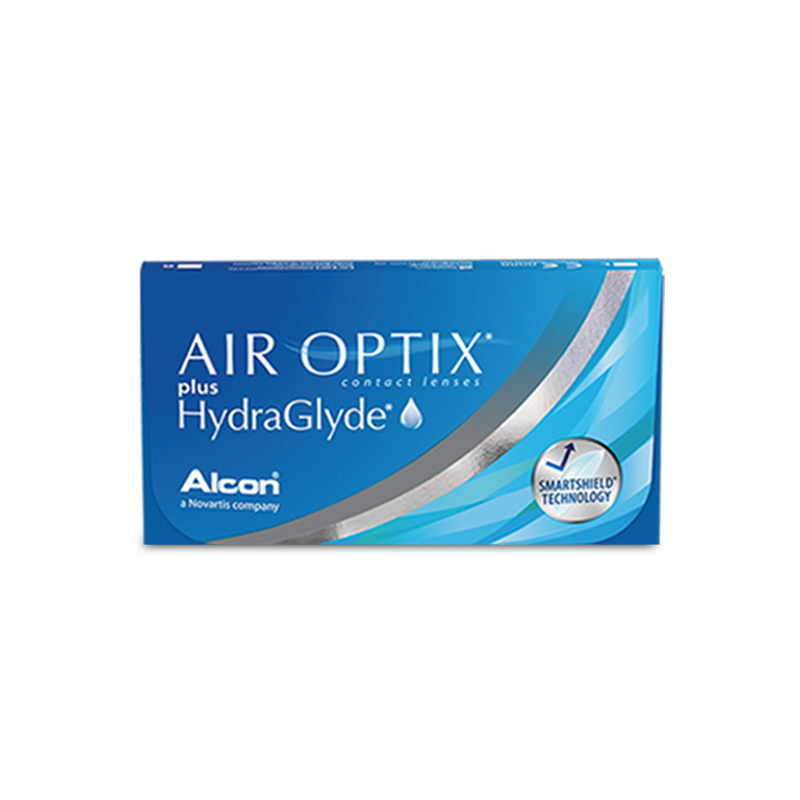 AIR OPTIX® AQUA HYDRAGLYDE – 3