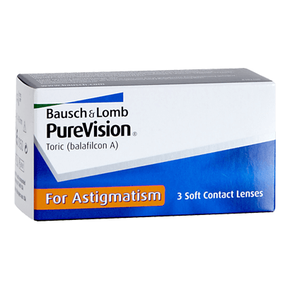 PureVision Toric – 3
