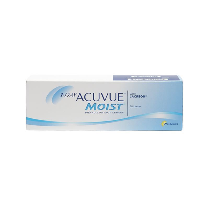 1-DAY ACUVUE MOIST with LACREON – 30