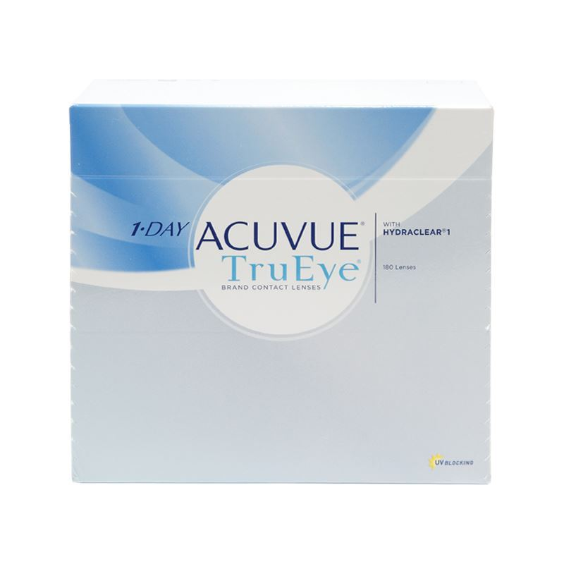 1-Day Acuvue TruEye with HYDRACLEAR® 1 – 180