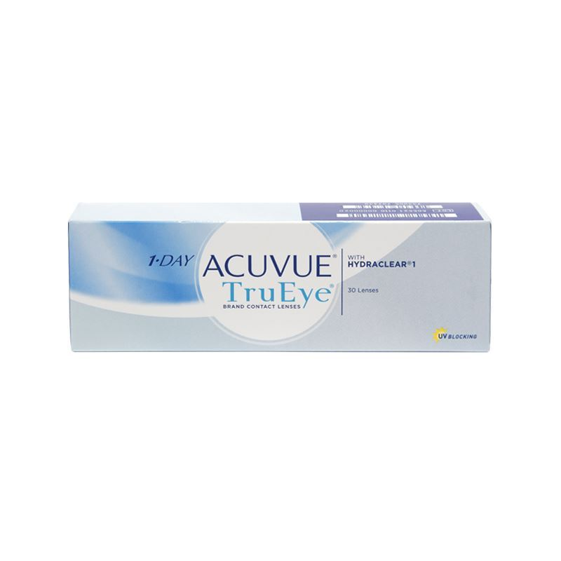 1-Day Acuvue TruEye with HYDRACLEAR® 1 – 30