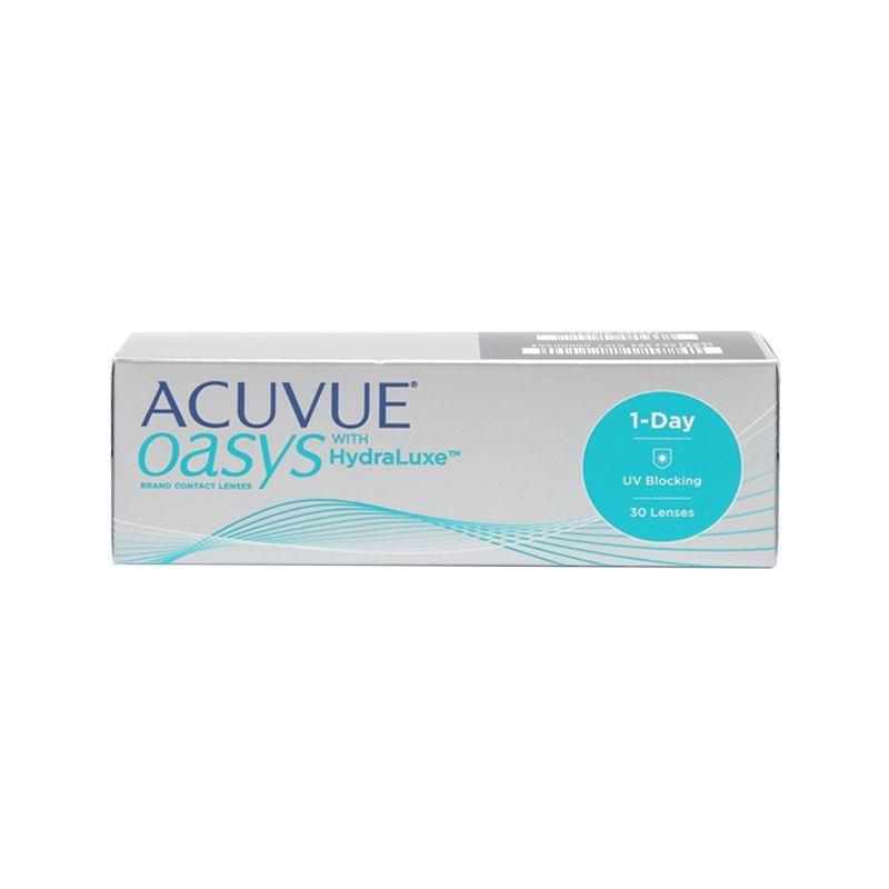 ACUVUE OASYS 1-DAY WITH HYDRALUXE – 30