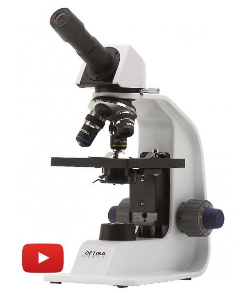 Microscopio Biologico Monoculare 400X