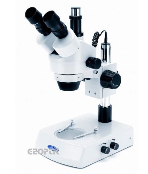 Microscopio stereo zoom 4,50x….45x