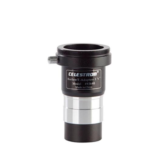 Barlow 2x con raccordo foto T2 per reflex, 31,8mm