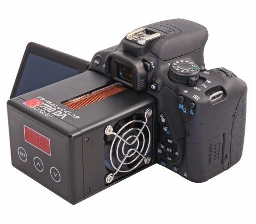 Camera raffreddata 700Da Cooled