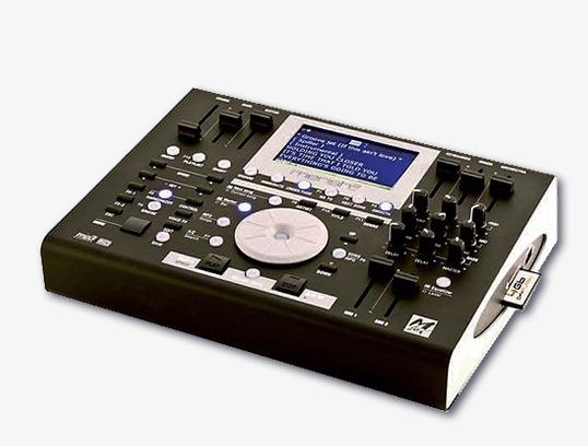 M-Live MERISH2 MIDI/MP3 player