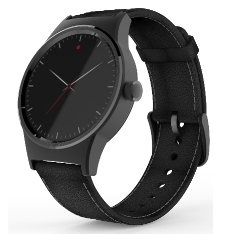 TCL MT10 MOVE TIME WIFI SMARTWATCH BLACK
