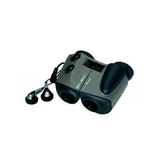 Mini Binocolo Alpen 5×21 Wave con radio, cuffie, astuccio