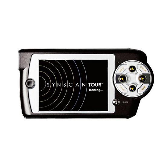 Synscan Tour – bussola elettronica, sensori direzione, informazioni astronomiche