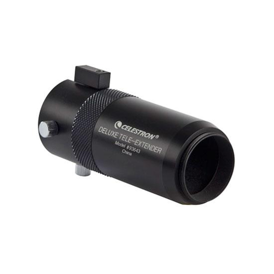 Tele‐Extender Deluxe (raccordo foto per proiezione con oculari), per fotocamere reflex