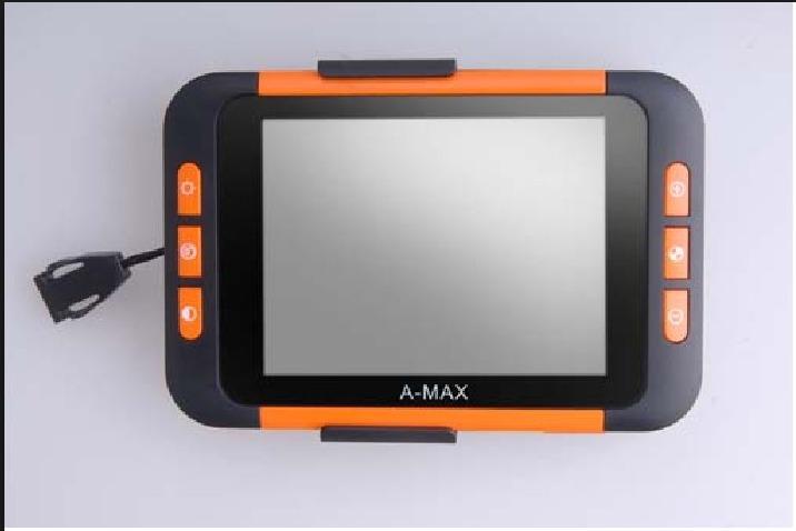 INGRANDITORE PORTATILE 3,5″ LCD
