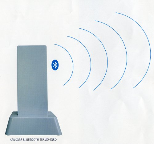 Termo-Igrometro per Smartphone