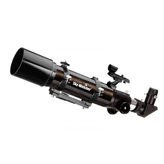 Rifrattore acromatico diametro 70mm, focale 500mm (f/7) GUIDA