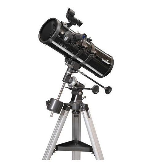 Skywatcher Telescopio N 114/1000 SkyHawk EQ-1 con Motore A.R.