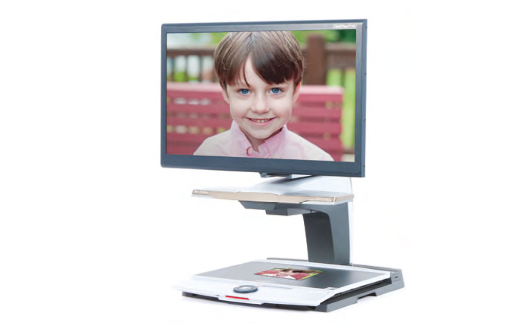 "Optelec ClearView+ HD 20"" – Videoingranditore"