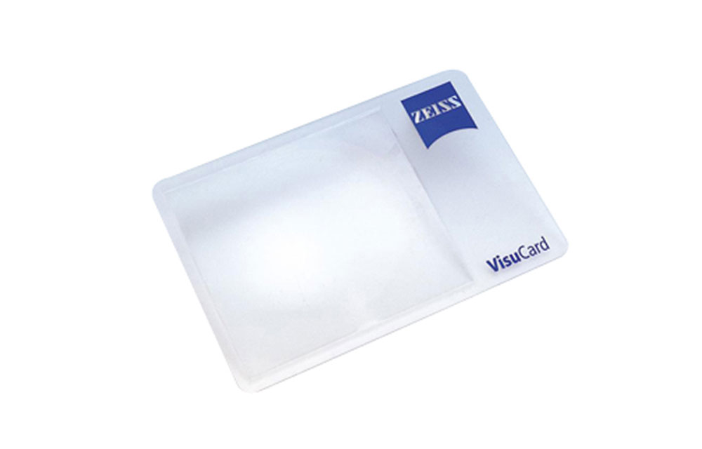 VisuCard ZEISS