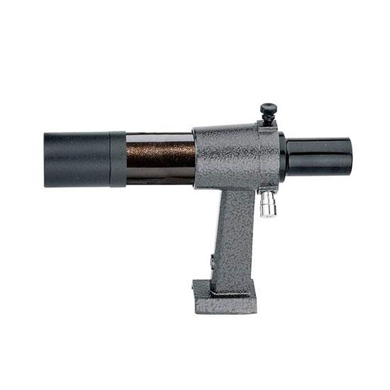 Cercatore 6×30 con sostegno e innesto a slitta (immagine raddrizzata)