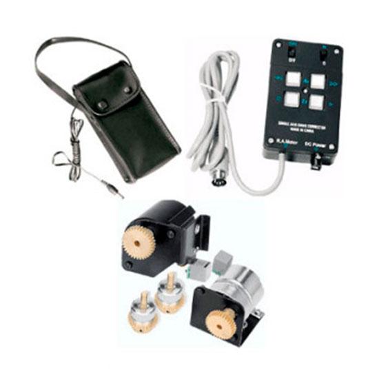 Motorizzazione 2 Assi per montature EQ5, con pulsantiera