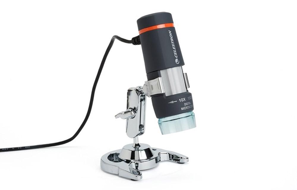 Microscopio digitale portatile HandHeld Celestron