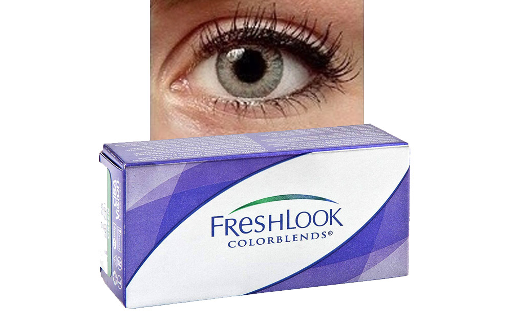 FRESHLOOK COLORBLENDS potere neutro • Grey