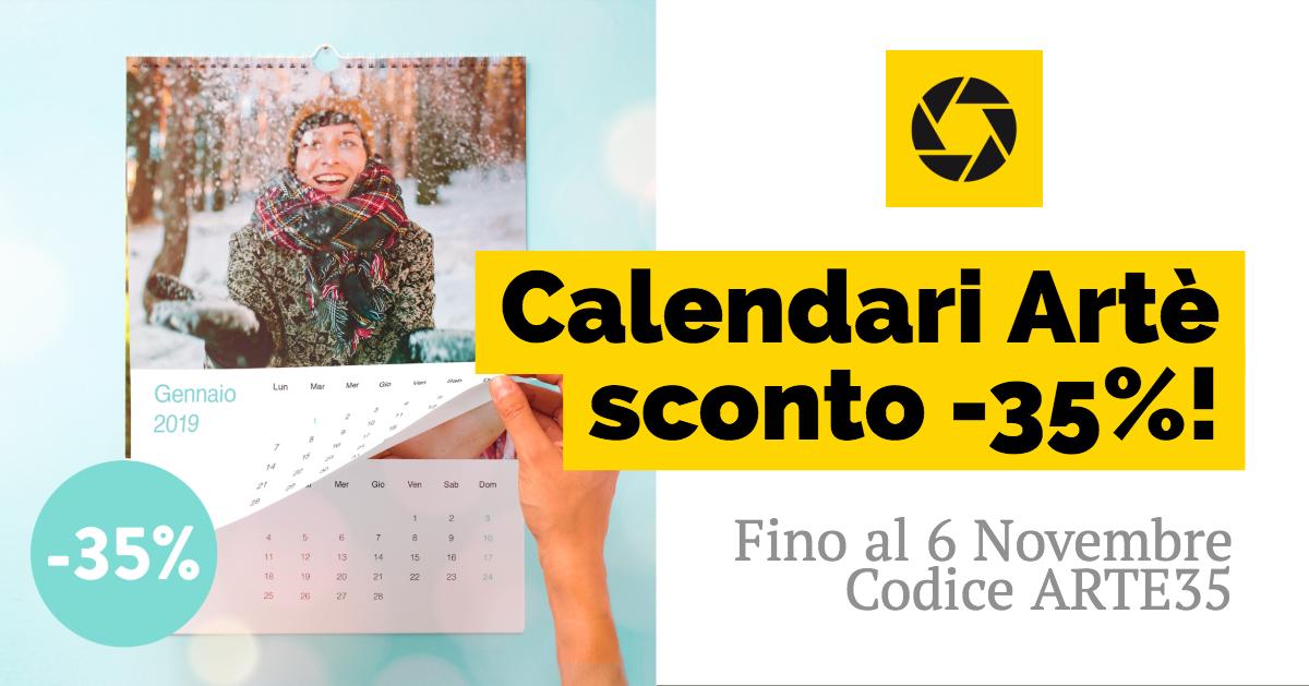 Calendario Rikorda.Promo Calendario Arte 35 Ottica Moreno