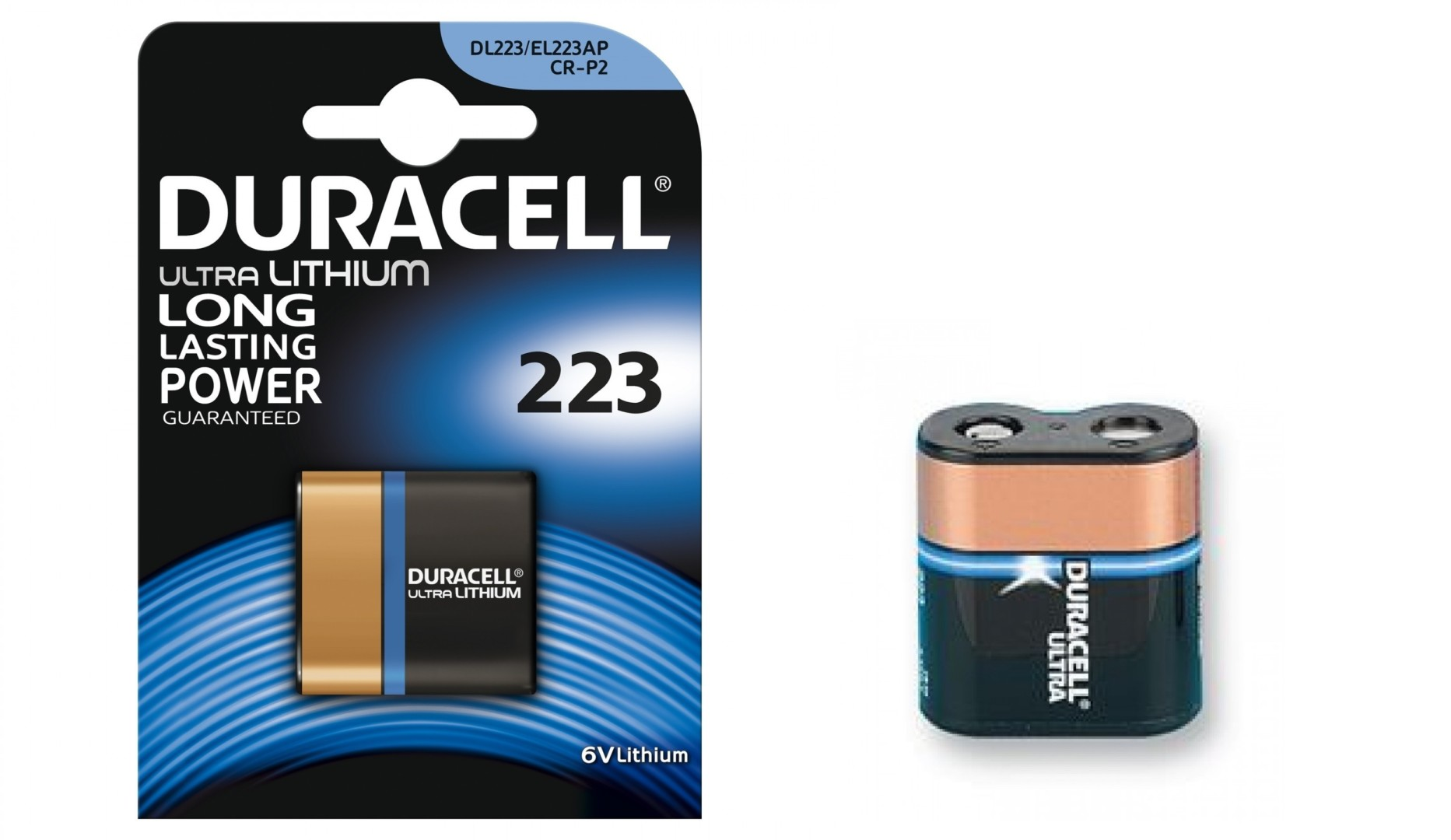 BATTERIE ULTRA LITHIUM 223