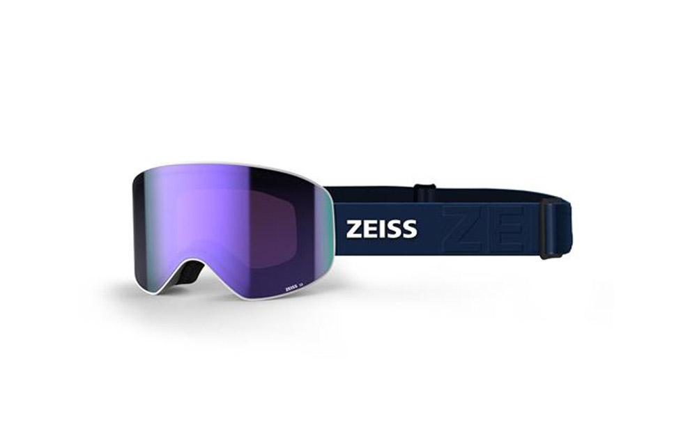 Maschera Sci Snowboard ZEISS – CYLINDRICAL – ML Violet