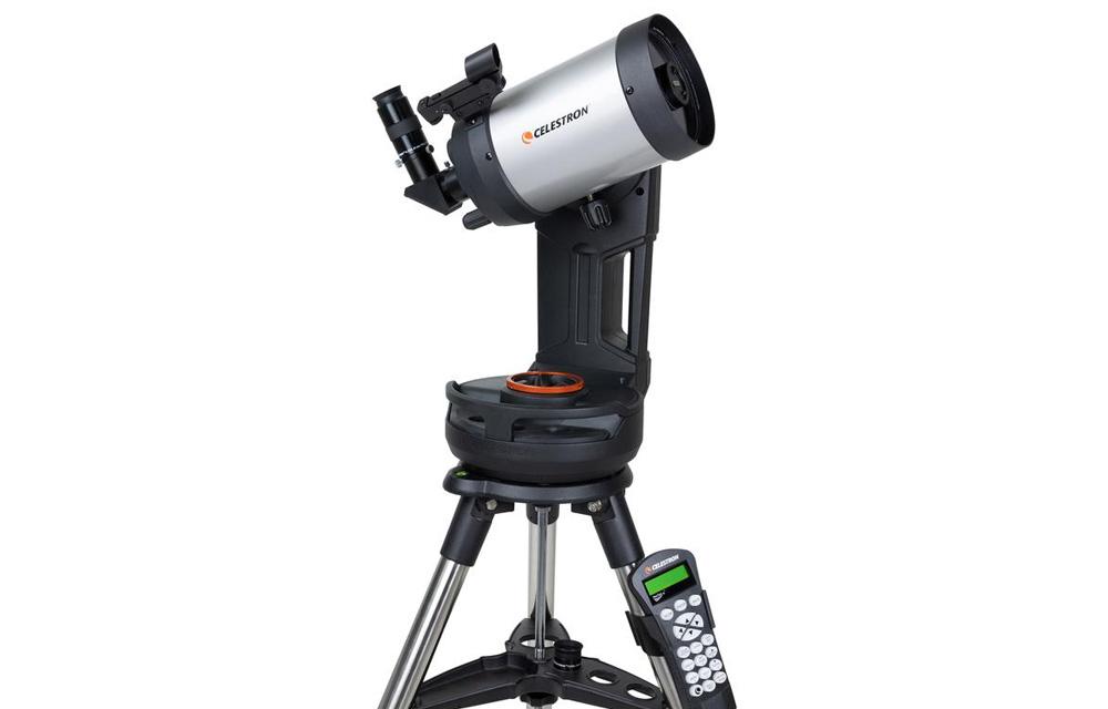 "NexStar Evolution 5 – Telescopio Schmidt-Cassegrain 5""  f/10 con montatura altazimutale computerizzata Wi-Fi Nexstar Evolution"