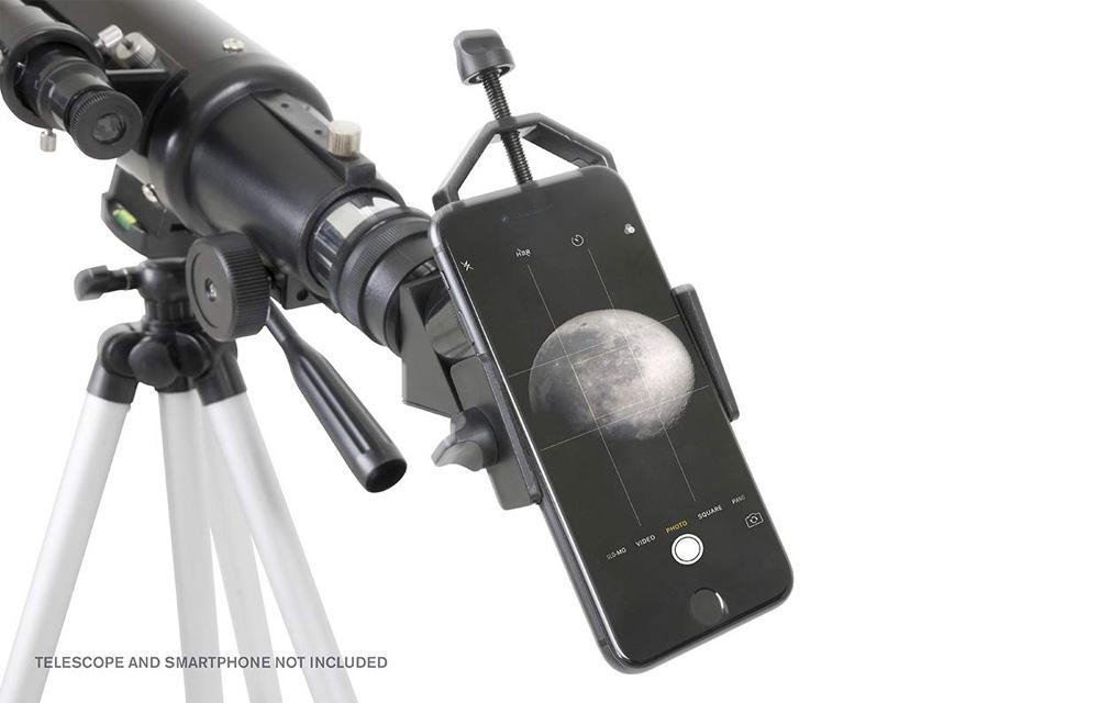 NeXYZ adattatore fotografico universale per smartphone