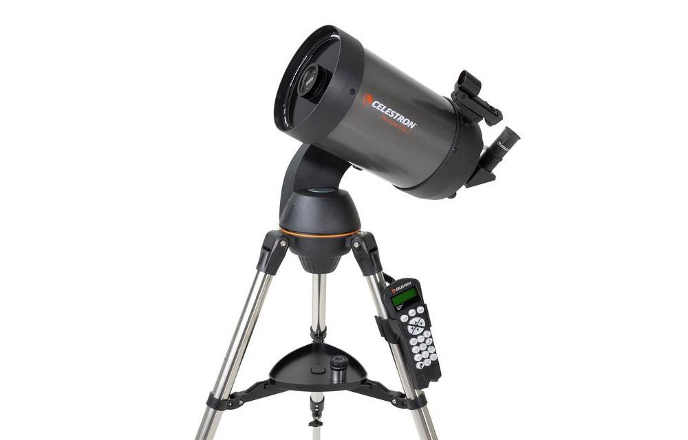 """Nexstar 5 SLT – Telescopio Schmidt-Cassegrain da 5"""" con montatura computerizzata Nexstar+ SLT"""