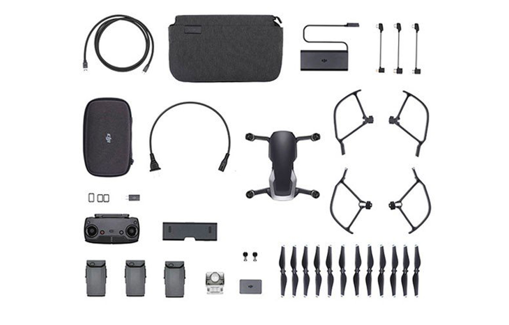 Drone DJI MAVIC AIR COMBO Onyx Black