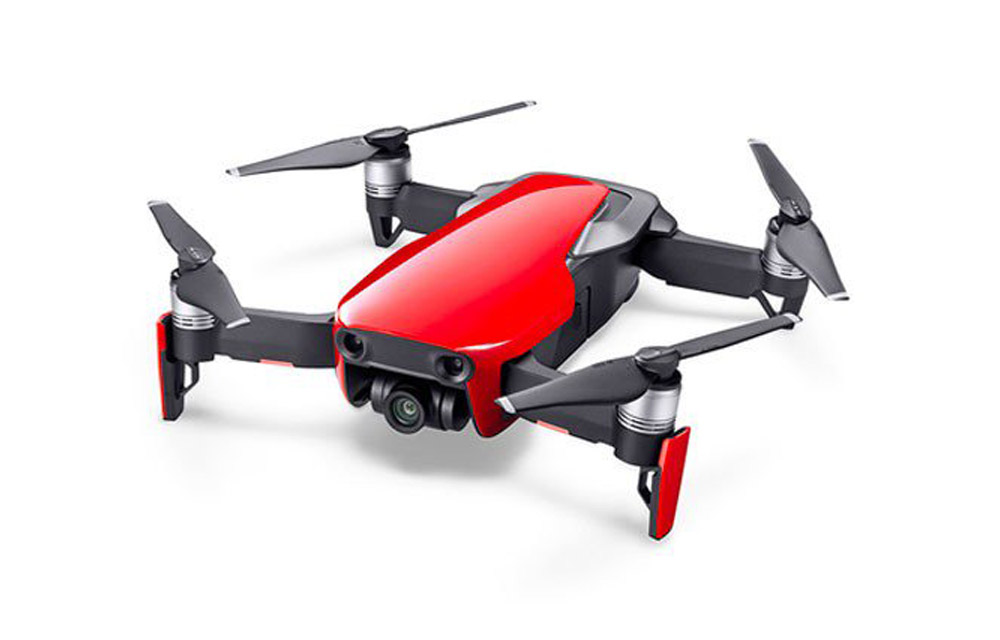 Drone DJI MAVIC AIR Flame Red