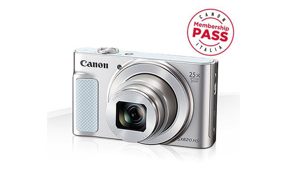 CANON SX620 HS WHITE