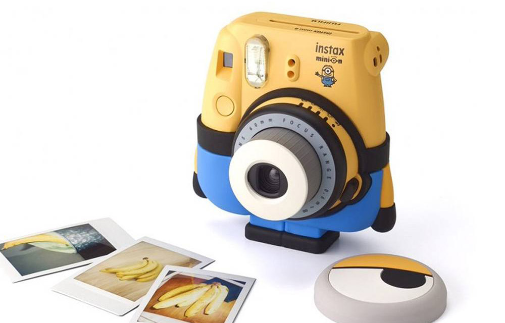 FUJI INSTAX MINI 8 MINION KIT