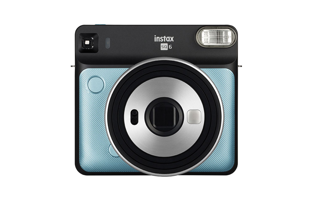 FUJI INSTAX SQUARE SQ6 BLUE