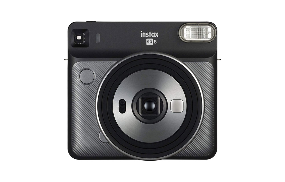 FUJI INSTAX SQUARE SQ6 GREY