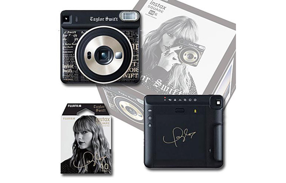 FUJI INSTAX SQUARE SQ6 TAYLOR SWIFT