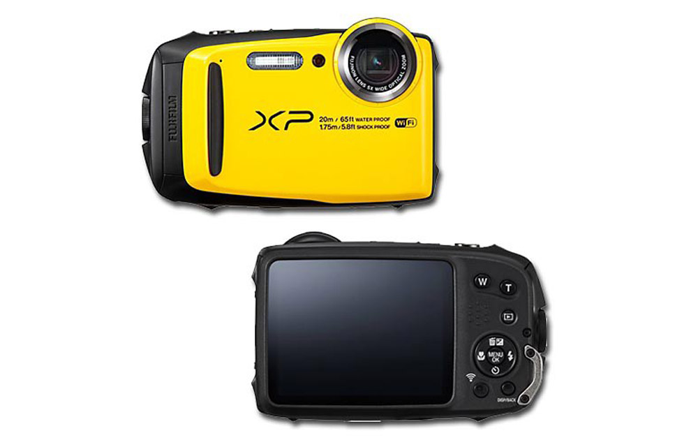 FUJIFILM XP130 YELLOW