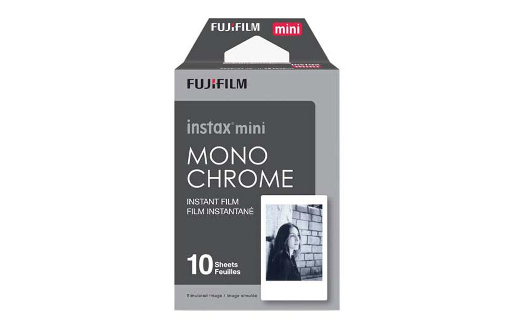 FUJI INSTAX MINI MONOCHROME – 10 FOTO